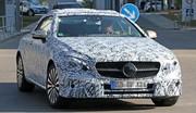 La Mercedes Classe E Cabriolet sous le soleil