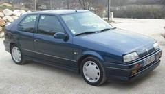 Marche arrière: La Renault 19 16S