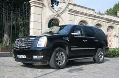 Essai Cadillac Escalade V8 - 6.2 : La star des 4x4, ou l'inverse.