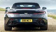 L'Aston Martin DB11 enlève le haut