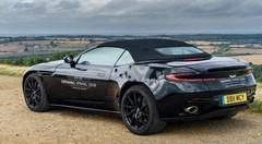 Aston Martin DB11 Volante : RDV en 2018