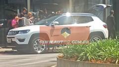 """Jeep Compass 2017 : premières photos à découvert du """"Baby Cherokee"""""""