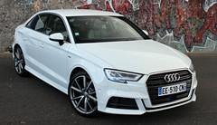 Essai Audi A3 berline restylée 2016 : un bien pour une malle