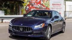 Essai Maserati Quattroporte GTS GranLusso : Athlète distinguée