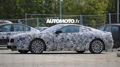 Le futur coupé BMW Série 8 en photos scoop