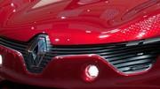 Renault : un concept de GT électrique à Paris