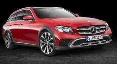 Mercedes Classe E All-Terrain: l'anti-Allroad