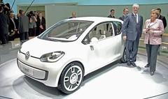 Volkswagen up! concept avec 2 ou 3 cylindres pour une vraie VW