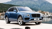 Bentley carbure au mazout !