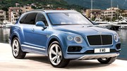 Bentley Bentayga : Le V8 Diesel du SQ7
