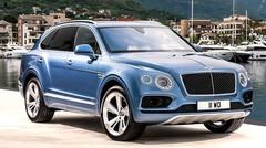 Bentley Bentayga : Le V8 Diesel du SQ7