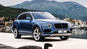 Bentley Bentayga Diesel : allure de Bentley, cœur de SQ7