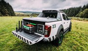 Nissan Navara Enguard Concept : le pick-up des explorateurs