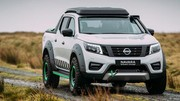 Nissan Navara EnGuard Concept : l'Agence tous risques l'aurait adoré