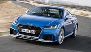 Essai Audi TT RS : Le sport sans suer