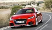 Essai Audi TT RS (2016) : cinq cylindres et un coup de foudre
