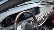 Voici l'intérieur de la future Mercedes Classe S