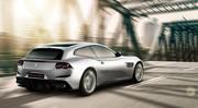 Ferrari GTC4Lusso T : le break Ferrari en version V8 au Mondial 2016