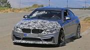 BMW M4 : Un air de GTS ?