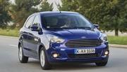 Essai Ford Ka+ (2016) : notre avis sur la nouvelle Ka
