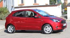Essai Ford Ka+ : un cas à part