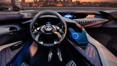 Lexus UX : Voici son intérieur