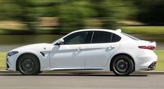 Essai Alfa Romeo Giulia Quadrifoglio : Alfabuleuse