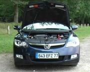 Essai Honda Civic Hybrid : l'inconnue qui vous veut du bien