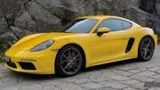 Essai Porsche 718 Boxster & Cayman