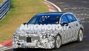 La future Mercedes Classe A en action sur le Nürburgring