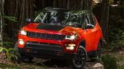 Débuts brésiliens pour le nouveau Jeep Compass