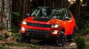 Jeep Compass 2017 : première présentation et photos officielles
