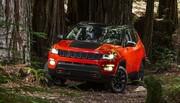 Nouvelle Jeep Compass : premières photos officielles