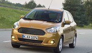 Essai Ford Ka+ : Citadine tandoori