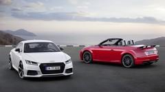 Audi TT S line competition : le coupé et le roadster TT au look affûté