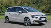 Essai Citroën Grand C4 Picasso restylé 2016 : la valeur sûre