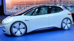 Volkswagen ID : découvrez le concept-car VW du Mondial en vidéo