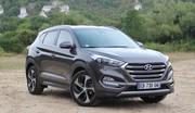 Essai Hyundai Tucson 1.7 CRDi 141 DCT-7 (2016) : une étoile est née