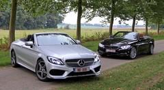 Essai BMW 420d cabriolet vs Mercedes C220d cabriolet : Agents doubles