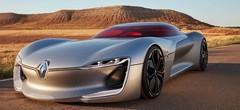 Renault Trezor Concept au Mondial de Paris 2016 : Dezir assouvi ?