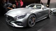Mercedes - AMG GT Roadster: la snobinarde