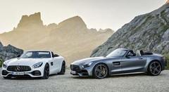 La Mercedes-AMG GT Roadster se découvre