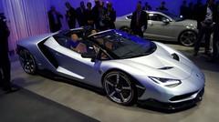 Bugatti Chiron et Lamborghini Centenario Roadster, fantômes de Paris !