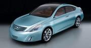 Nissan Intima : comme à la maison