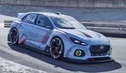 Coup d'envoi musclé pour la branche sportive Hyundai N avec le concept RN30