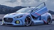 Hyundai se lance dans le sport avec la RN30
