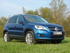 Essai Volkswagen Tiguan : le Rav 4 allemand