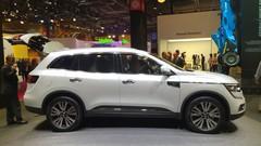 Renault Koleos: il coche les cases