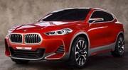 Quasiment prêt, le SUV-coupé BMW X2