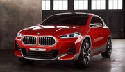 BMW Concept X2 : le plein d'images officielles
